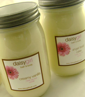 16 ounce jar candle-