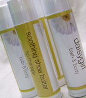 soothing shea butter lip therapy-